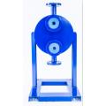 焊接式板殼式換熱器青島瑞普特新型