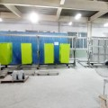机箱机壳文档柜喷塑自动线 喷涂设备 铁板喷塑机