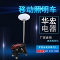 BMD-Q4511000月球燈遙控升降移動照明車燈