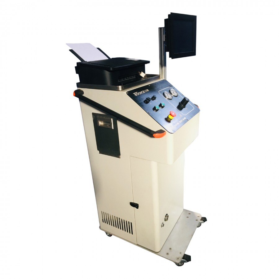 突馳科技7B-ONE-X型號 微顆粒汽車保養除碳干冰清洗機