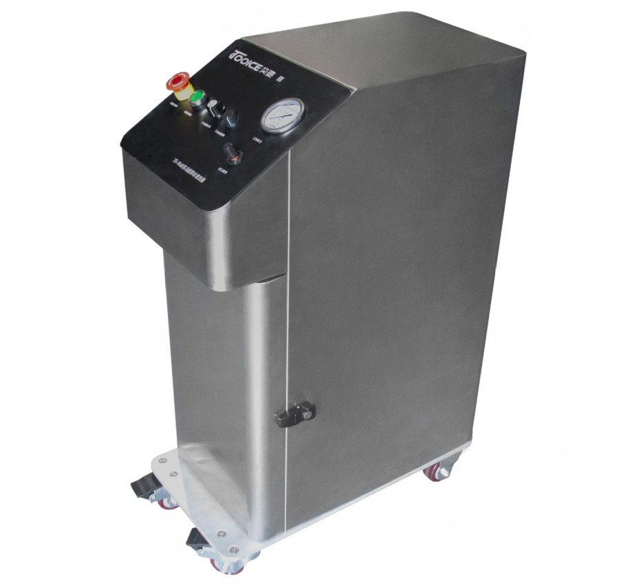 TOOICESP17-B干冰清洗機 表面處理精密干冰噴射機