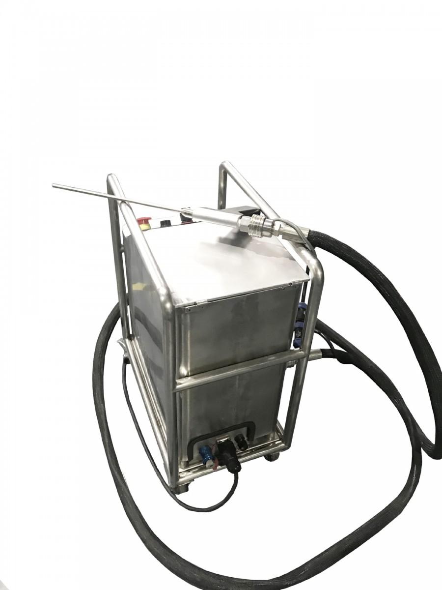 突馳科技 7B-Basic型號汽車除積碳發動機清理干冰清洗機