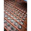 脉冲除尘器花板_除尘布袋花板-骨架花板_气相式除尘器花板