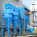 旋风除尘器适用于净化物料密度较大含高腐蚀性粉尘的烟气设备