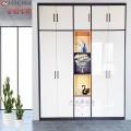 佛山供应全铝家具 铝合金橱柜 卧室全铝浴室柜铝型材批发