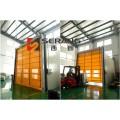 南京工业背带式堆积快速门