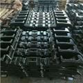 厂家优选材质锻打牛角刮板113S 精锻27SiMn材质刮板