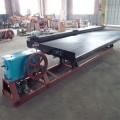 6-S搖床重力選礦設備礦泥選別玻璃鋼搖床廠家價格