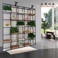 整体铝合金瓷砖橱柜家具 全铝橱柜门板 铝合金书柜定制