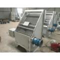 斜篩分離機自動化處理雞糞豬糞牛糞脫水設備