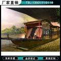 天津木船廠供應南湖紅船一比一紅船模型浙江