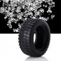 .供应国丰塑业耐磨抗刮玩具轮胎TPE/TPR原料优惠免费试样