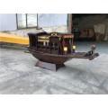 浙江嘉興木船廠出售南湖紅船一比一高仿模型