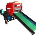 全自动玉米秸秆青储包膜机打捆包膜一体机批量供货