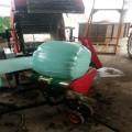 牧草青储打包机 全自动粉碎柔丝打捆包膜一体机 供货及时