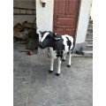 仿真奶牛工藝模型