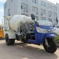 新款小型三輪混泥土攪拌車價格與圖片明細
