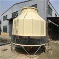 遵化玻璃钢冷却塔厂家直销圆形冷却塔 闭式冷却塔