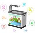 廣東金泉淶幼兒園飲水機面向全國招募100所智慧幼兒園