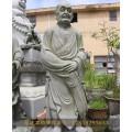 岑溪定制寿山石雕罗汉像的价值浙江石雕小和尚