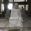 赤峰现货福建石雕十八罗汉广州石雕小和尚