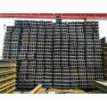 美標H型鋼W8W10W產品系列規格尺寸表