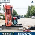 勘探液压钻机价格包含柴油机 地貌情况勘探 可以打岩石水井