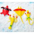 供应国丰塑业注塑喷油动物玩具TPR原料解决方案