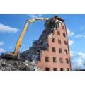 专业拆除工程酒店大型广告牌厂房钢结构桥梁等