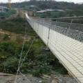 悬索桥玻璃吊桥