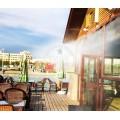 四川成都户外生态餐厅/降温喷雾-喷雾降温设备-喷雾降温报价