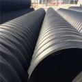 洛宁大口径排污钢带波纹管厂家发货