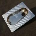 不銹鋼材質衛浴潔具 節水型不銹鋼廁具0