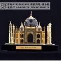 銀行建筑模型禮品 竣工慶典紀念品選什么 水利工程禮品