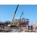 廠房拆除鋼結構拆除設備處理廢舊物資回收