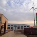 山丘風力發電機全自動運行 全天候