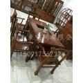 西安紅木茶桌,榆木茶桌,仿古茶桌,實木茶桌