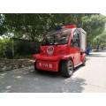 上海2座电动消防车报价