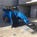 ZWY-60矿用扒渣机 挖掘式装载机厂家