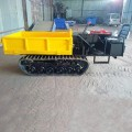 橡胶履带车 小型履带运输车