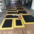 工業勞保防疲勞墊,卡優耐用抗疲勞腳墊,防靜電膠板廠