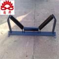输送机槽型辊  弹簧缓冲 槽型可调心托辊厂家直销