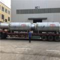 电硫化罐双层镀锌板防护 使用寿命长