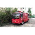 微型消防车,电动消防巡逻车,带水箱电动消防车