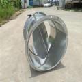 廣東現貨直供螺旋風管 通風設備配件調節閥 排風風閥