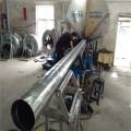 廣東圓形螺旋風管生產廠專業白鐵通風管規格齊全