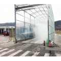 廣西柳州養豬場噴霧消毒圖片-養殖場噴霧消毒設備哪家效果好
