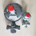 燃气调压器怎么安装rtz-25简单安装润丰提供