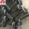 礦車輪對 350mm礦用輪對 閉式輪對價格