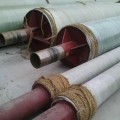 供应玻璃钢工艺管道/电缆套管缠绕机